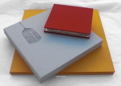 Libros de artista 3 pq