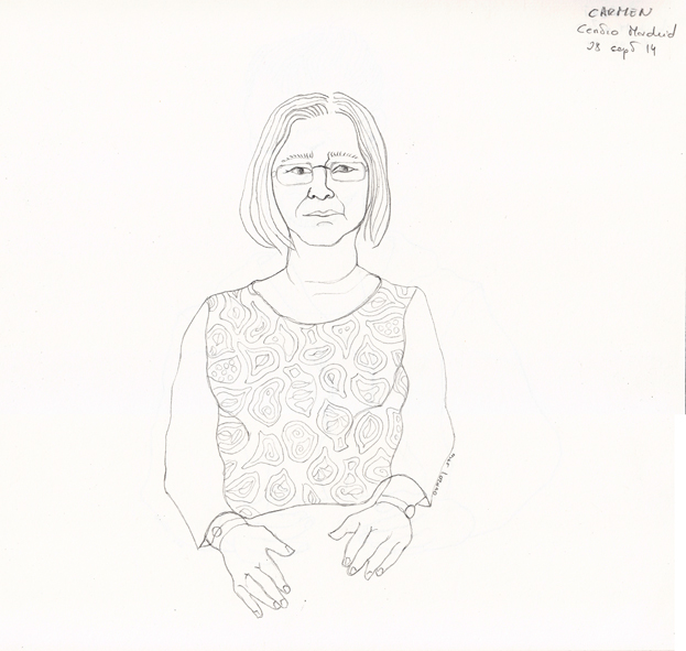 Retrato (Carmen) w 28-9-14