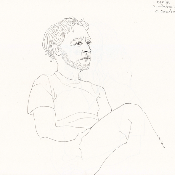 Retratos (Daniel) w 5-10-14