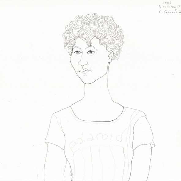 Retratos (Lara) w 5-10-14