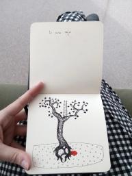2 cuaderno pequeño mar lozano