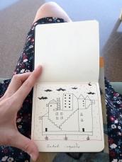 5 cuaderno pequeño mar lozano