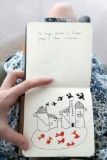 6 cuaderno pequeño mar lozano