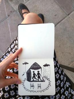 cuaderno pequño mar lozano 19