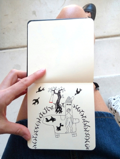cuaderno pequeño mar lozano 10