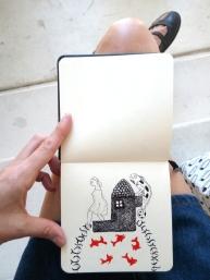 cuaderno pequeño mar lozano 11