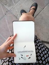 cuaderno pequeño mar lozano 16
