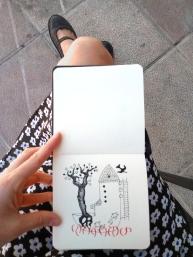 cuaderno pequeño mar lozano 18