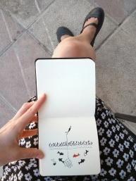 cuaderno pequeño mar lozano 21