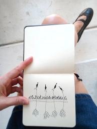 cuaderno pequeño mar lozano 22
