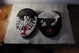 Tejer el rostro (Daniel Roncero) 1
