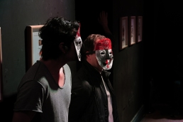 Tejer el rostro (Daniel Roncero) 2