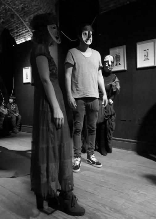 Tejer el rostro (Federico Romero) 3